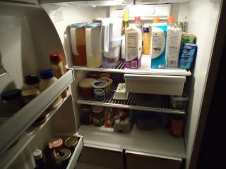 Refrigerators installed by professional Wisconsin plumbers are brand new and keep your food from spoiling.